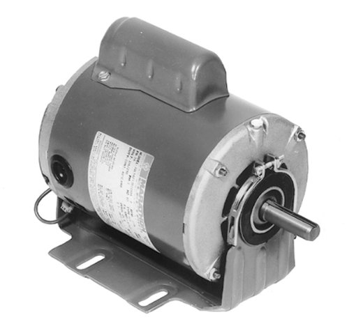 B317 Marathon Motor Blower Belted 1/2Hp 115/208-230 Volt Reversible 56 Frame ...