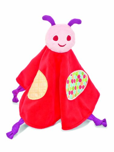 World of Eric Carle, Pastel Blanket, Lady Bug