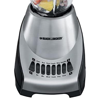 Black & Decker BL2100S 12-Speed Blender with Glass Jar from Applica Incorporated/DBA Black and Decker
