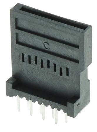 Memory Card Connectors MicroSD Card Conn Ver Dip Mnt Manual (1 piece)