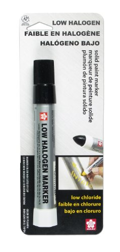 Sakura Solidified Paint Blister Card Low Halogen Marker, -40 to 212 Degrees F,Multiple Colors Available - 1