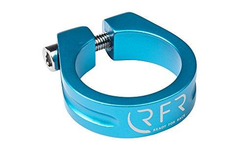 RFR Sattelklemme 31.8mm / 34.9mm blau