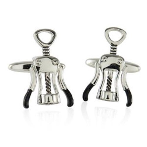 corkscrew-wine-opener-cufflinks-alcohol-office-box-cleaner