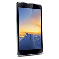iBall Slide Wings Tablet (8 inch, 2GB + 16GB, Wi-Fi+ 3G+ Voice Calling with built-in receiver, Dual Sim), Steel Grey