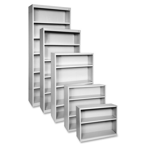 Lorell - Bookcase 3-Shelf, 34-1/2