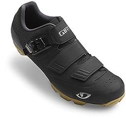 Giro Privateer R Shoe - Men\'s Black/Gum 44.5