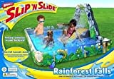 Slip d Slide:Slip 'N slip Rainforest drops Water slip & dash Pool