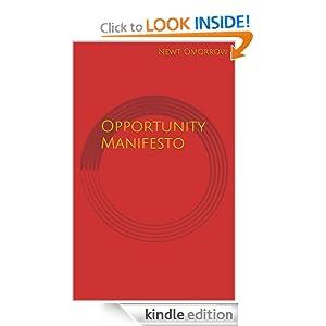 Opportunity Manifesto