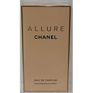 Allure Eau De Parfum Spray 100 Ml / 3.4 Oz. Nib