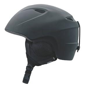 Giro Children's Slingshot  Snow Helmet (Matte Black, Small)