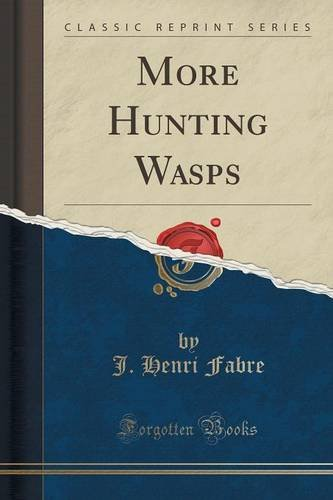 More Hunting Wasps (Classic Reprint)