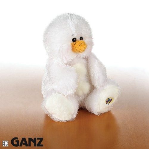Webkinz Plush Stuffed Animal Snowman - 1