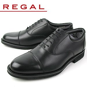 [リーガル] REGAL メンズ ビジネスシューズ ストレートチップ GORE-TEX(ゴアテックス) 622R AL ブラック 26.0cm