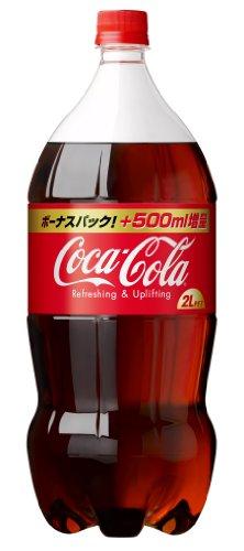 コカ・コーラ 関西限定デザイン 2L×6本