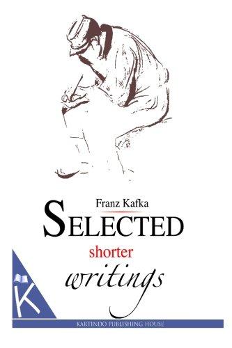 Selected shorter writings