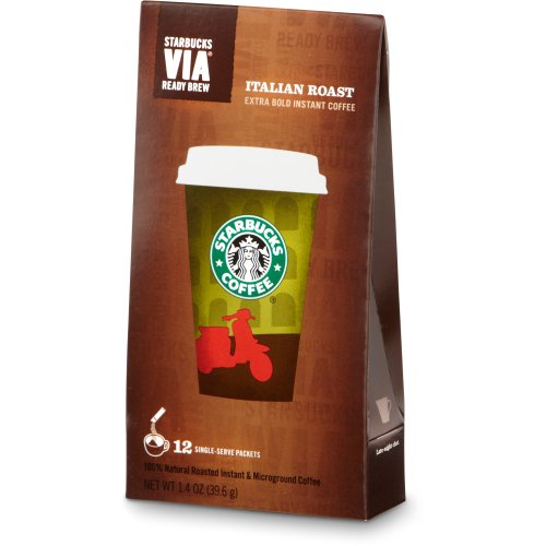 Starbucks Instant Coffee Packets