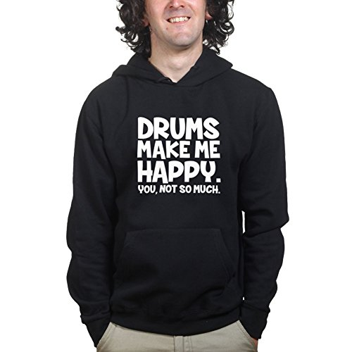 Drums-Make-Me-Happy-Drum-sticks-Drummer-Cymbals-Kapuzenpullover