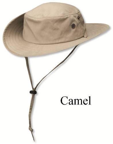 c302f499f74 Dorfman Pacific Outdoor Camel Solarweave Bonnie Hat Review