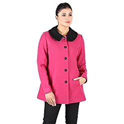 Owncraft Women's Hot Pink wool jacket 3