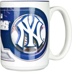 Mlb New York Yankees Coffee Mug - 15 Oz.