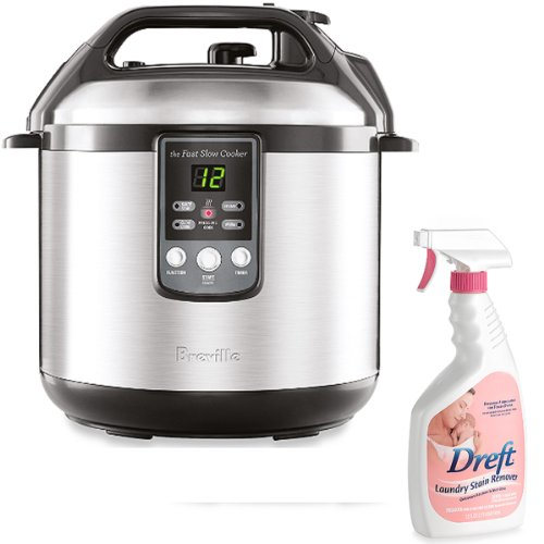 22-ounce Laundry Stain Remover with Breville® Fast Slow Cooker