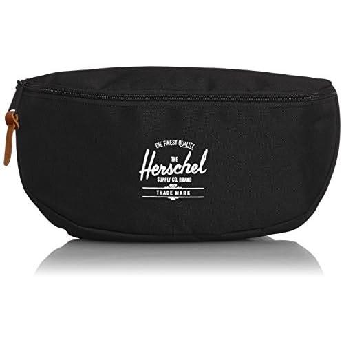 52f392554958  ハーシェルサプライ  Herschel Supply 公式 Sixteen 10016-00155-OS Black (Black