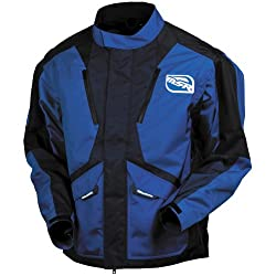 MSR Racing Trans Men's Motocross Motorcycle Jacket - Blue
