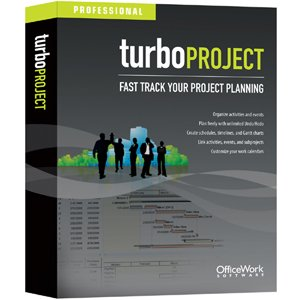 TurboProject 4.0 Professional
