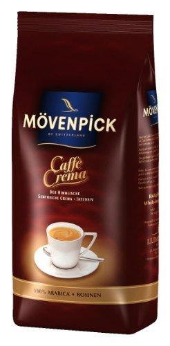 Mövenpick of Switz. Café grains Caffé Crema le paquet de 1000 g