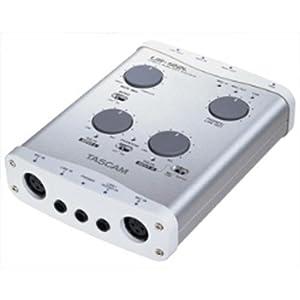 TASCAM オーディオインターフェース パソコン用 US-122L