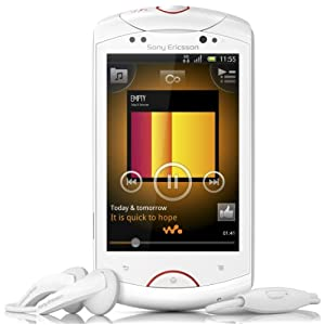 Sony Ericsson Live with Walkman | White