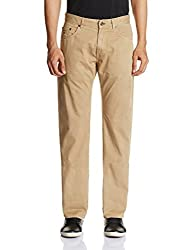 Gant Men's Straight Fit Jeans (Brown) (8903952371551)