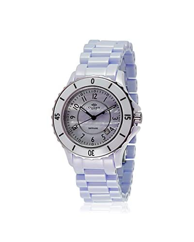Oniss Women's ON8043-L/LV Ceramica Fuerte Collection Lavender Watch
