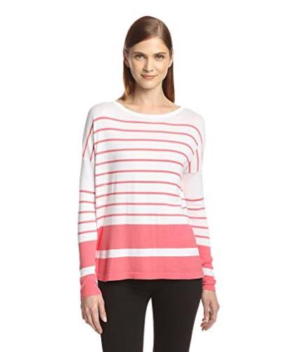Cullen Women's Striped Boatneck Sweater