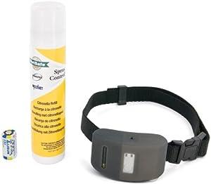 PetSafe Deluxe Big Dog Citrus Spray Bark Collar