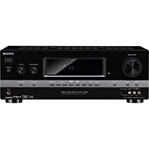 Sony STR-DH710 7.1-channel A/V Receiver with 6 HD Inputs [3D Compatible] (Discontinued by Manufacturer)