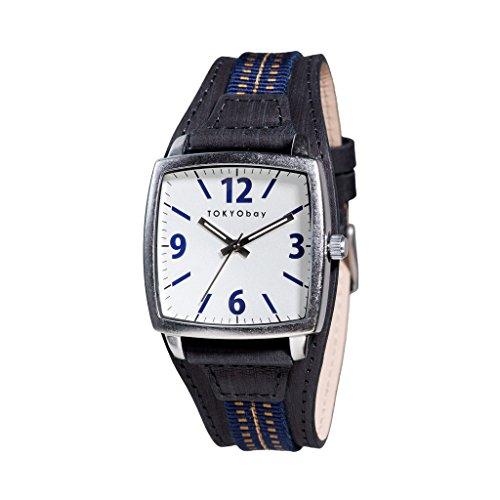 tokyobay-t376-bl-orologio-da-polso-pelle