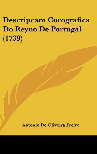 Descripcam Corografica Do Reyno De Portugal (1739)