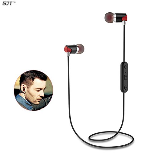 Bluetooth-Headphones-GJTBTH-700-Sweatproof-Bluetooth-V40-Wireless-Headset-Earphones-In-Ear-Earbuds-with-MicrophoneStereo-for-Sports