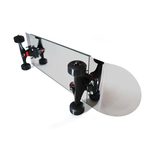 SUCK UK Skateboard Mirror