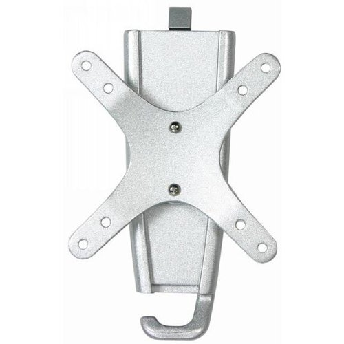 Arrowmounts AM-P10S Fixed Wall Mount for Flat Panel Televisions Up To 27-Inch (Silver)