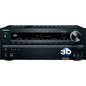 Onkyo TX-NR616 7.2-Channel THX Select2 Plus Certified Network A/V Receiver(Black) images
