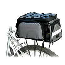 Sunlite Toploader 2 Rack Bag total 1800ci with Fold Out Panniers.