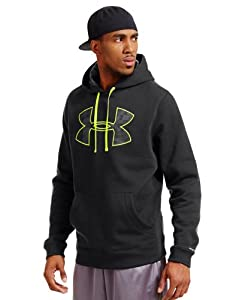 Under Armour Mens Charged Cotton® Storm Stay Chillin Hoodie by Under Armour