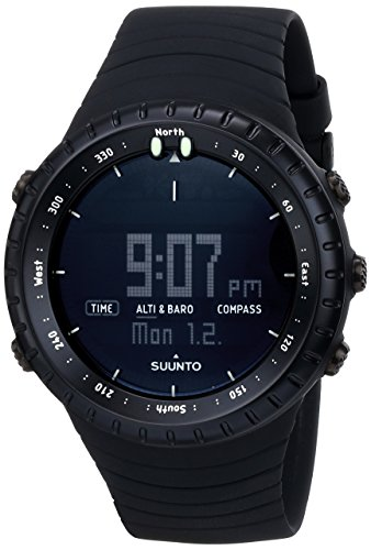Suunto Core Sport Watch: All Black