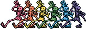 C&D Visionary Inc. Application Dancing Skeletons Patch