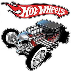 Hot Wheels, Set Of 20 Removable Wall Stickers, Varying Sizes (1 Set) Review Part 54