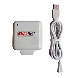 AirNet USB Turbo Charger for Motorola Smart Phone