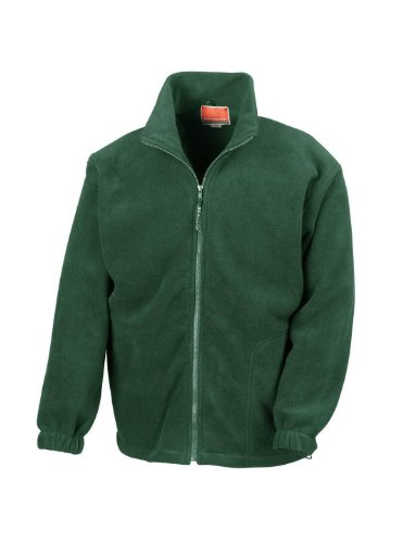 Result R036X Full Zip Active Fleece Jacket Forest L Picture