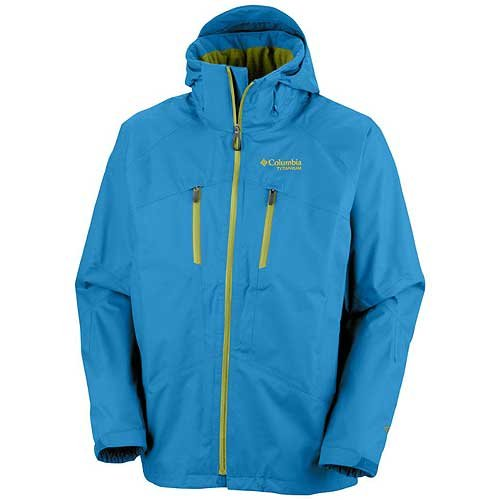 Columbia  Stormin' Warm Men's Jacket - Compass Blue EU, Medium